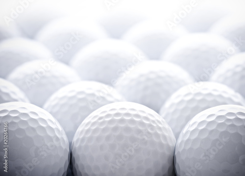 Papiers peints Golf Golf Balls
