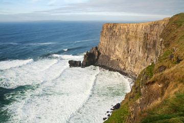 Other part of Cliffs of Moher
