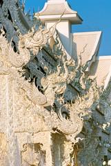 White Temple, Chiang Rai, Thailandia.