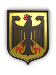 Bundesrepublick Deutschland - Das Wappen