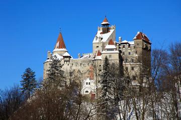 Dracula's Castle - Bran Castle, Transylvania