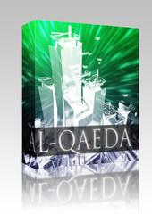 Al Queda Terrorism box package