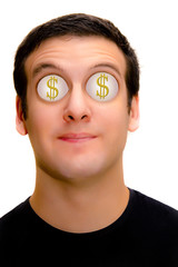 Yeux dollar