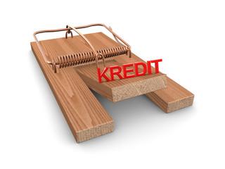 Mausefalle Kredit