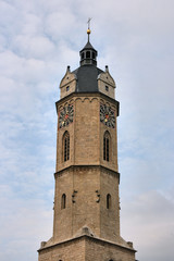 Germany - Church Tower in Jena