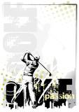 golf background 4