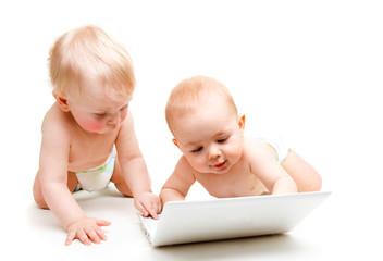 Computer babies