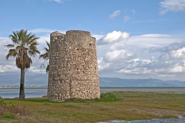 torre al poetto