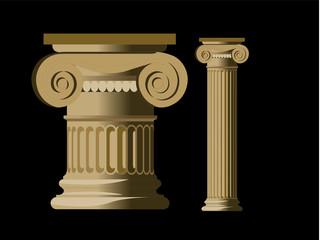 Detailed column