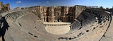 the biggest roman amphitheater in middle east, Bosra. Syria poster