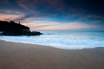 Playa de Anglet, France