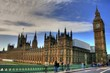 London - Houses of Parliament / Big Ben
