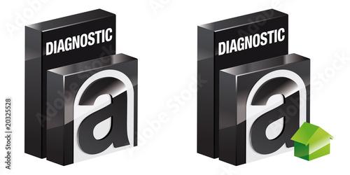 icone diagnostic amiante de kotoyamagami fichier vectoriel libre de droits 20325528 sur. Black Bedroom Furniture Sets. Home Design Ideas