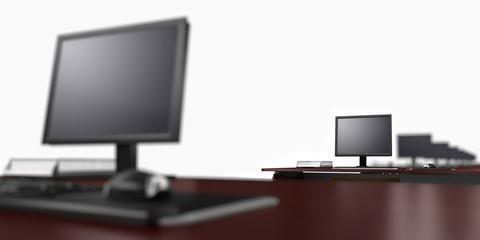 Computerarbeitsplatz II