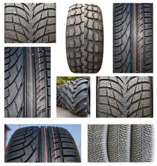 tire compilation