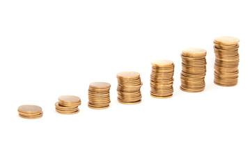 Coins graph