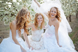 Fototapety Brides