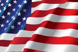 Fototapety vector american flag