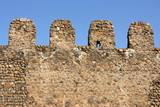 Fortification in Leon, Spain