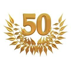 50 jahre gold