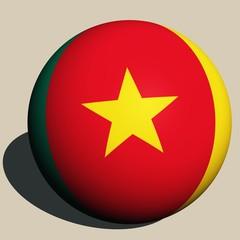 Kamerun-Ball