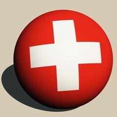 Schweiz-Ball