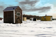 Ice Fishing Shed