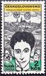 Czechoslovakian Post stamp