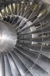Turbo-jet engine of the plane