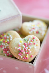 Cookie gift box