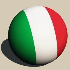 Italien-Ball