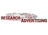 research advertising