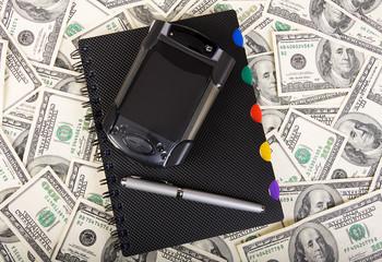 stationery on the money