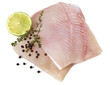 Raw Fish Fillets