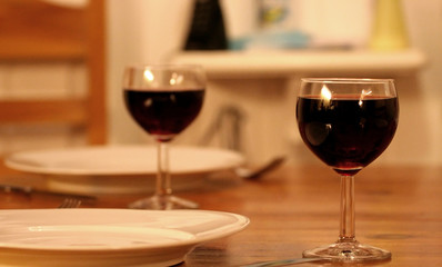 Rotwein / Rotweinglas