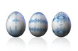 Decorative ornamental Easter Eggs