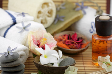 ambiance relaxation, spa, massage