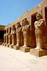 Tempio egizio - Luxor - Egitto