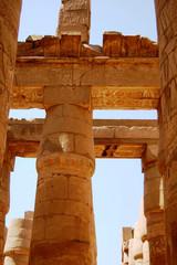 Templi egizi sul Nilo - Luxor - Egitto