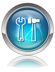 Bouton Web OUTILS (Options Préférences Configuration Bricolage)