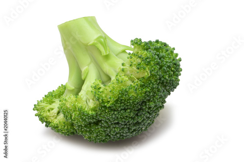 Single Broccoli floret