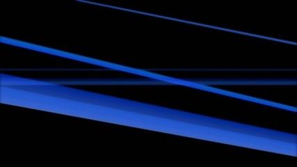 Line moving BLUE loop background CG