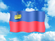 Bandeira do Liechtenstein