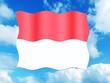 Bandeira do Monaco