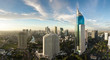 Quadro Jakarta city panorama