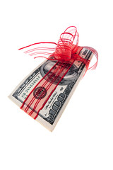 Dollar geldgeschenk