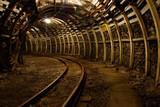 Mine underground corridor - 20457331