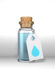 Elixir des Wassers - 3D Render