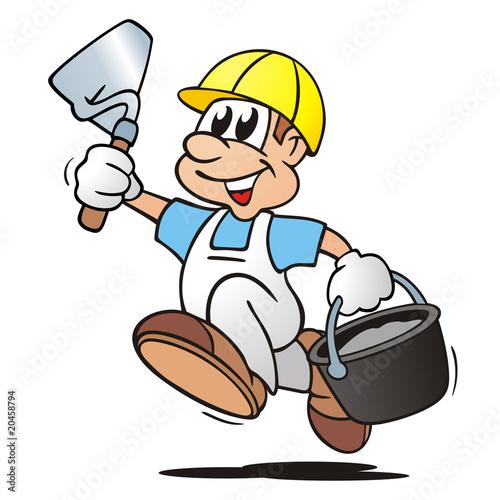 Bauarbeiter bei der arbeit comic  GamesAgeddon - Comic Dog Brown - Lizenzfreie Fotos, Vektoren und ...