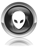 ALIEN Web Button (Ufo Spaceman Roswell Scifi Science Fiction) poster
